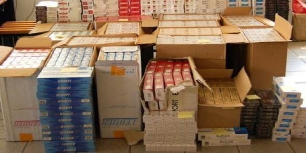 Ορεστιάδα: Κοινή επιχείρηση τελωνειακών-αστυνομικών και σύλληψη στη Ν.Βύσσα για 88 κούτες λαθραία τσιγάρα