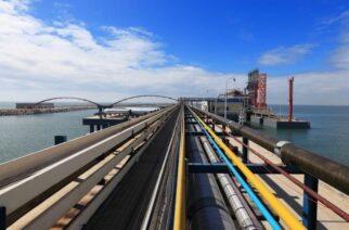 «Πράσινο φως» της Κομισιόν για τον τερματικό σταθμό φυσικού αερίου της Αλεξανδρούπολης