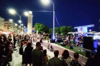 """Αλεξανδρούπολη: Μουσική παντού στην πόλη, για την """"Ευρωπαϊκή Γιορτή Μουσικής"""""""