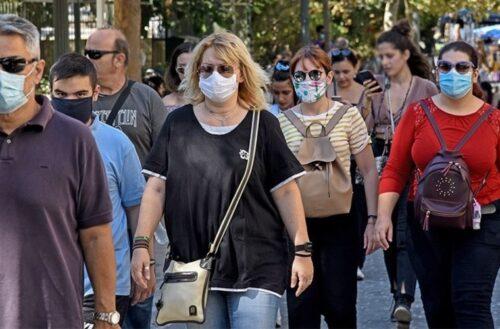 Τέλος οι μάσκες σε εξωτερικούς χώρους, από αύριο στις 5 το πρωί