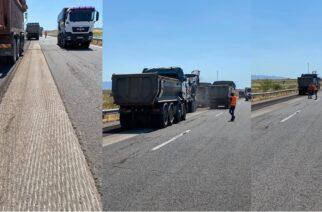 Εγνατία οδός: Ξεκινούν τα έργα αποκατάστασης του οδοστρώματος στο τμήμα Αρδάνιο-ΒΙ.ΠΕ