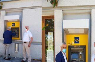 Δημοσχάκης: Αυτή την φορά δεν έκανε… ανάληψη απ' το ΑΤΜ της Τράπεζας Τυχερού – Κατέθεσε Ερώτηση