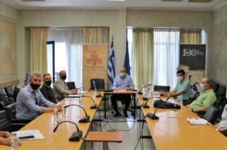 Σύσκεψη στην Περιφέρεια ΑΜΘ, για τη συγκέντρωση φυτοπλαγκτόν στο Θρακικό Πέλαγος – Τα συμπεράσματα