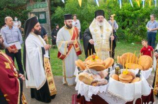 Η Αγία Κυριακή γιορτάστηκε σε Διδυμότειχο, Κυριακή, παρουσία του Μητροπολίτη κ.Δαμασκηνού