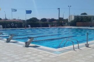 Για δωρεάν βουτιές στο κολυμβητήριο Φερών, που ξαναλειτουργεί
