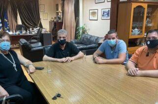 Ορεστιάδα: Σύσκεψη Μαυρίδη για το άνοιγμα Τελωνείου Καστανεών, με αποκλεισμό της Ένωσης Επαγγελματιών-Βιοτεχνών!!!