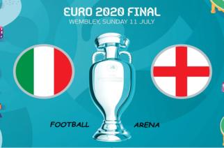 """Διδυμότειχο: Απολαύστε τον μεγάλο τελικό του EURO 2020, απ' τις οθόνες του μοναδικού """"FOOTBALL ARENA"""""""