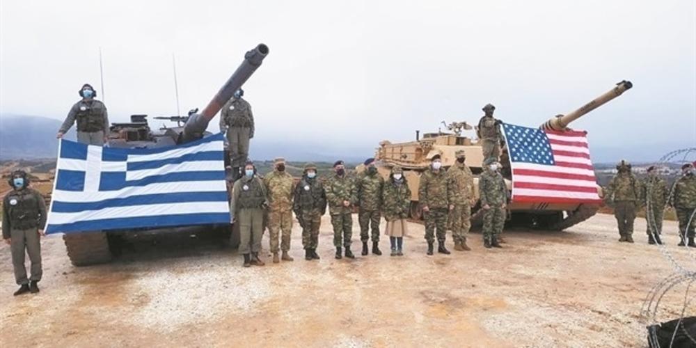 Η Αλεξανδρούπολη… «νέα Σούδα» – Κοντά σε συμφωνία για τις βάσεις