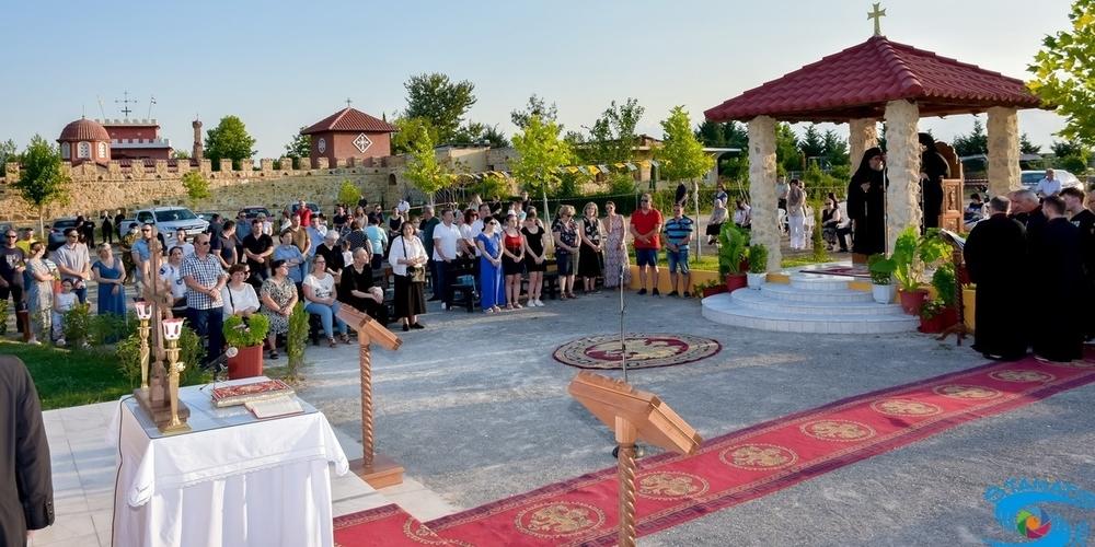 Στη Νέα Βύσσα και το Πραγγί Διδυμοτείχου, ιερούργησε χθες ο Μητροπολίτης Δαμασκηνός