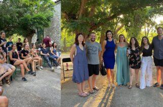 Σαμοθράκη: Ολοκληρώθηκε η εκπαιδευτική κατασκήνωση του προγράμματος «Διαπολιτισμική Ανταλλαγή Νεολαίας Μαζί ενεργοί στην Ευρώπη ΙΙ