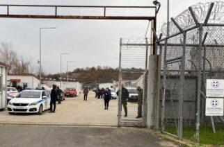 Ορεστιάδα: Ντου αστυνομικών στο ΚΥΤ Φυλακίου – Συνέλαβαν καταζητούμενο με ένταλμα σύλληψης ελληνικών δικαστηρίων