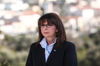 Μια Εβρίτισσα, η Φανή Μπαχαρίδου, καλεσμένη στον εορτασμό αποκατάστασης της Δημοκρατίας, απ' την Πρόεδρο Κατερίνα Σακελλαροπούλου
