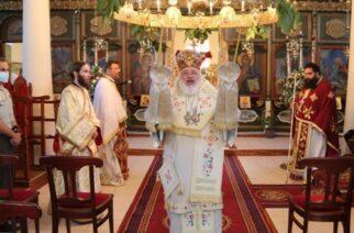 Διδυμότειχο: Στους Ιερούς Ναούς Προφήτη Ηλία Κουφόβουνου και Θυρέας ιερούργησε ο Μητροπολίτης κ.Δαμασκηνός