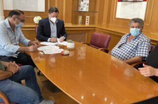 Αλεξανδρούπολη: Υπογράφηκε η σύμβαση της κατασκευής αγωγού ύδρευσης για ενίσχυση της Δ.Ε. Φερών