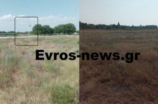 """Ορεστιάδα: Τι """"τρέχει"""" με το παρατημένο στρατιωτικό αεροδρόμιο στο χωριό Φυλάκιο και το ΚΥΤ;"""