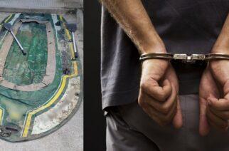 Τον συνέλαβαν στο Δέλτα του Έβρου, ενώ έφερνε λαθρομετανάστες με βάρκα απ' την Τουρκία
