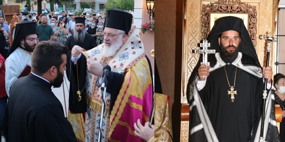Διδυμότειχο: Ενθρονίστηκε χθες ο Ηγούμενος της Ιεράς Μονής Αγίας Παρασκευής
