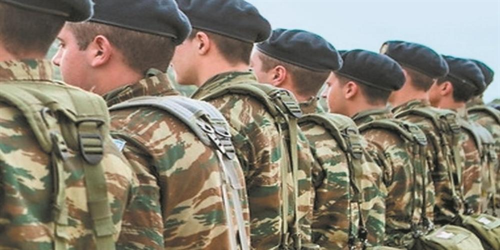 Στους 150 οι Εβρίτες που προσλαμβάνονται ως ΕΠΟΠ στον Στρατό Ξηράς – Νέα προκήρυξη αρχές 2022