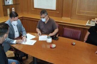Αλεξανδρούπολη: Υπογράφηκε η σύμβαση για αποκατάσταση του κεντρικού αγωγού υδροδότησης και πρόσβασης στο φράγμα