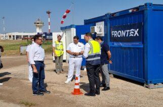 """Αλεξανδρούπολη: Παρουσιάστηκε το έργο του αερόστατου """"ζέπελιν"""" για την επιτήρηση των συνόρων"""