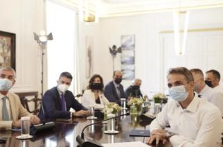 Μητσοτάκης για την έγκριση του «ΕΣΠΑ 2021-2027»: Πολύ σημαντική στιγμή για την Ελλάδα