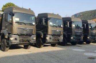 ΓΕΣ: Τα νέα Βαρέα Οχήματα Μηχανικού που έρχονται στον Έβρο (φωτό)