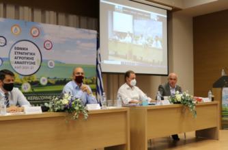 Παρουσιάστηκε η νέα ΚΑΠ απ' τον υπουργό Αγροτικής Ανάπτυξης σε ειδική εκδήλωση της Περιφέρειας ΑΜΘ