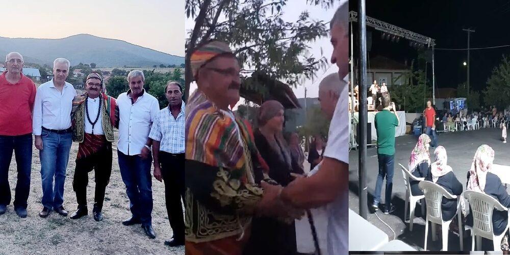 """Σουφλί: Ξεκίνησαν οι εκδηλώσεις Αλεβιτών στο """"Χίλια"""", με επίκεντρο χθες το Γονικό (ΒΙΝΤΕΟ)"""