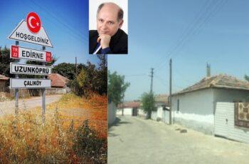 Κώστας Τριανταφυλλάκης: Η συγκινητική επίσκεψη στο Τσιαλί, το χωριό των παππούδων μου στην Ανατολική Θράκη