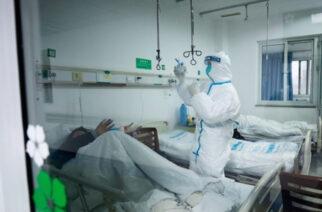 Έβρος: Αρκετά κρύσματα, αύξηση εισαγωγών με 15 ασθενείς στην κλινική Covid-19 του Π.Γ.Νοσοκομείου Αλεξανδρούπολης