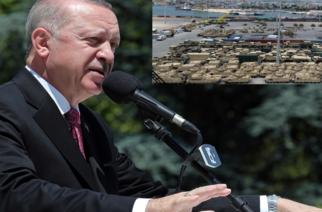 Το βλέμμα του Ερντογάν είναι στην Αλεξανδρούπολη και την έντονη αμερικανική παρουσία