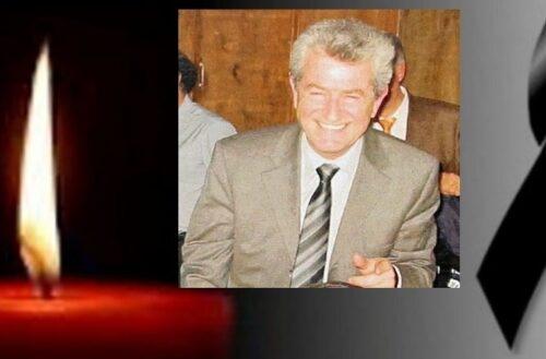 """Διδυμότειχο: Πένθος για τον θάνατο του γνωστού δικηγόρου Χρήστου Ποτίδη, που """"έφυγε"""" χθες"""