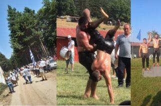 """Σουφλί: Απόλυτη επιτυχία και οι φετινές παραδοσιακές εκδηλώσεις πάλης στο """"Χίλια"""" (πολλά ΒΙΝΤΕΟ)"""