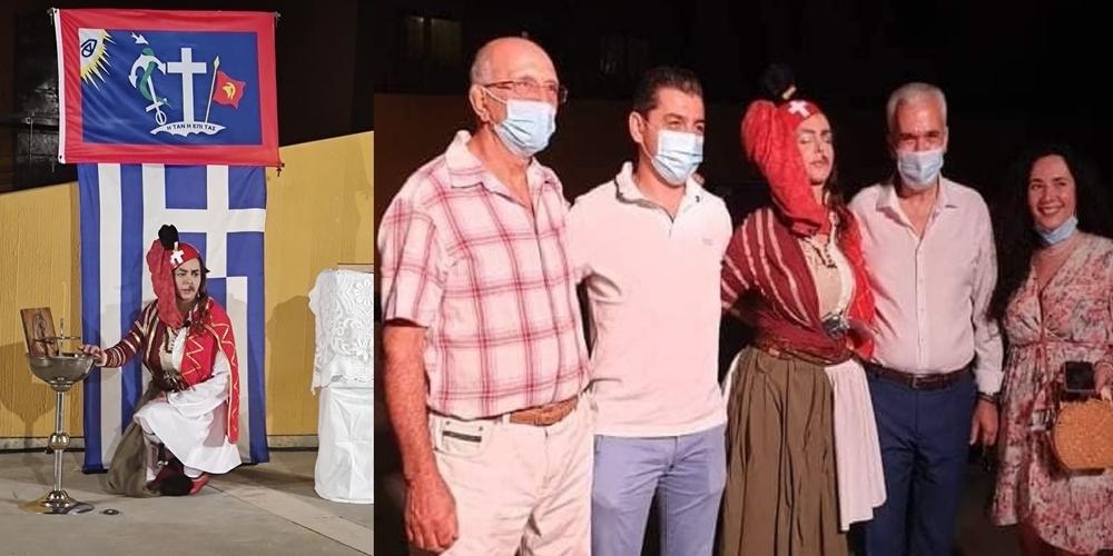 Σουφλί: Συγκίνηση και αποθέωση για την Δέσποινα Μοίρου απ' τους συντοπίτες της (ΒΙΝΤΕΟ+φωτό)