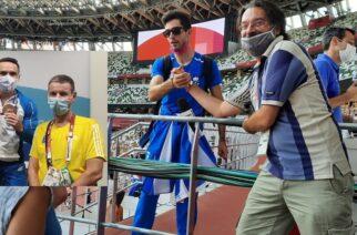 Δυο Θρακιώτες ζουν από κοντά τους θριάμβους των Ελλήνων αθλητών στους Ολυμπιακούς του Τόκιο