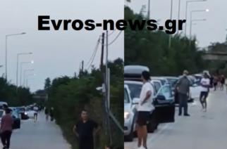 Τελωνείο Καστανεών: Μεγάλες ουρές από Τουρκία προς Ελλάδα και καθυστερήσεις εισόδου (ΒΙΝΤΕΟ)