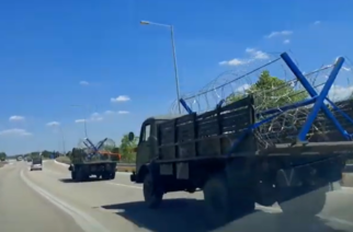 Έβρος: Προχωράει με γρήγορους ρυθμούς η κατασκευή νέου φράχτη από Καστανιές σε Ορμένιο (ΒΙΝΤΕΟ)