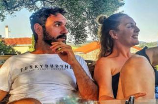 Ηλίας Μελέτης: Ο Εβρίτης ηθοποιός και η γυναίκα του, στην Βρυσούλα Φερών – Φωτογράφος ο γιος τους