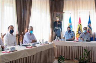 """Χρυσοχοίδης: """"Το Νοέμβριο οι 250 νέοι Συνοριοφύλακες για τον Έβρο, θα εκπαιδεύονται στο Διδυμότειχο"""""""
