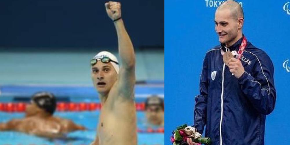 ΒΙΝΤΕΟ: Η κούρσα του Δημοσθένη Μιχαλεντζάκη που έφερε το χάλκινο μετάλλιο και η απονομή στους Παραολυμπιακούς