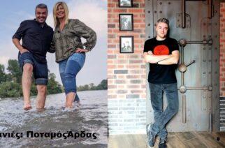 Πέτρος Πολυχρονίδης: Στον Έβρο ο συντοπίτης μας παρουσιαστής και η Ζίνα Κουτσελίνη για εκπομπή του STAR