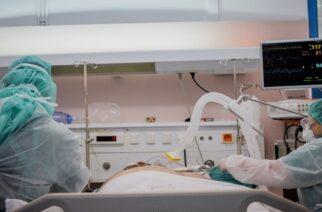 Π.Γ.Νοσοκομείο Αλεξανδρούπολης: Δυο θάνατοι από κορονοϊό 42χρονου και 45χρονου – Ανεμβολίαστοι, χωρίς υποκείμενα νοσήματα
