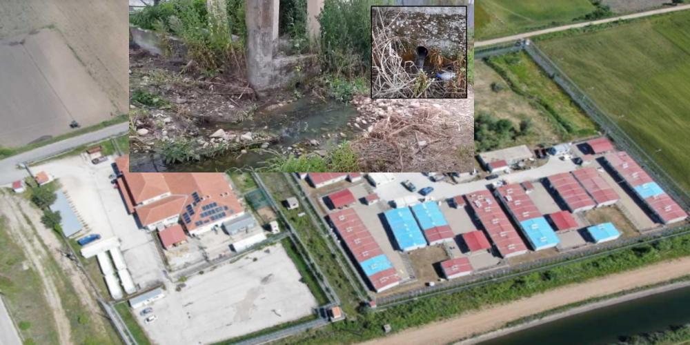 """""""Καμπάνα"""" στο ΠΡΟ.ΚΕ.ΚΑ Φυλακίου, με χρηματικό πρόστιμο για ρύπανση περιβάλλοντος, απ' την Περιφέρεια ΑΜΘ"""