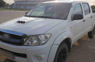 Αλεξανδρούπολη: Συνέλαβαν διακινητή με κλεμμένο αγροτικό φορτηγάκι, που μετέφερε λαθρομετανάστες