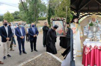 Σουφλί: Γιορτάστηκε το Γενέθλιο της Θεοτόκου, στην ιστορική Ιερά Μονή Δαδιάς