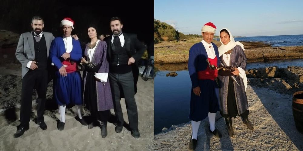 Πέτρος Ίμβριος: Ο Σαμοθρακίτης τραγουδιστής σε ρόλο ηθοποιού στην ταινία «Πέντε 5» για το ολοκαύτωμα του νησιού