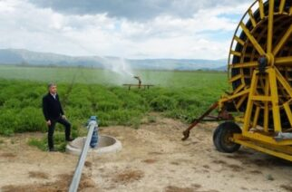 Ορεστιάδα: Ανόρυξη και αντικατάσταση των αρδευτικών γεωτρήσεων του ΓΟΕΒ, απ' την Περιφέρεια ΑΜΘ