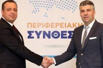 """Αμοιρίδης: """"Όλοι μαζί, ενωμένοι μπορούμε περισσότερα"""" – Δήλωση προάγγελος εξελίξεων, του περιφερειακού συμβούλου Τοψίδη!!!"""