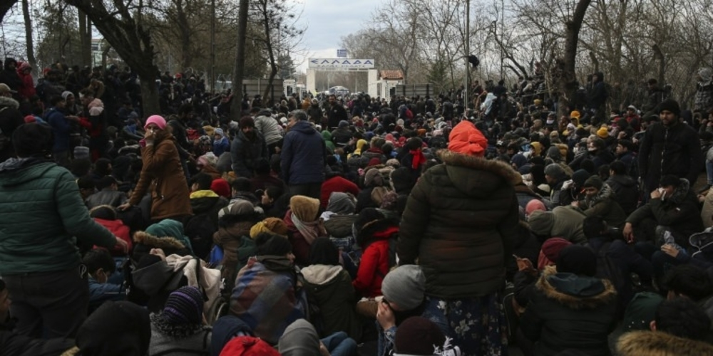 Ερντογάν: Απειλεί Ελλάδα και Ευρώπη με… νέο 2015 και κύμα Αφγανών