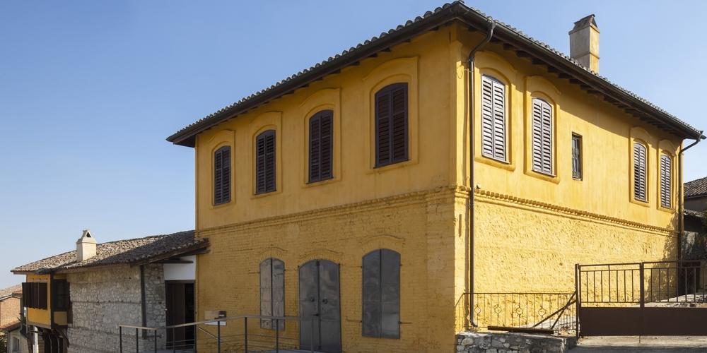 SILK MUSEUM, PIREUS BANK, 02OCT2019